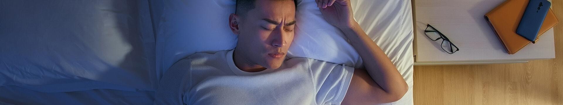 名杏診所Dr.永生樹-rTMS重覆經顱磁刺激與深度睡眠