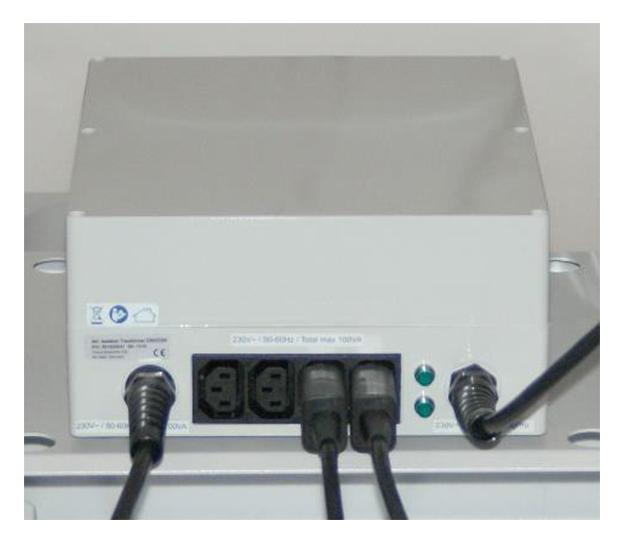 MagVita TMS 隔離變壓器